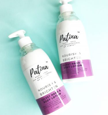 Velvet Hand & Body Lotion
